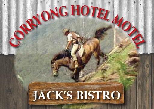 Corryong Hotel Motel logo